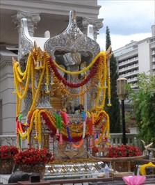 Brahma Shrine Las Vegas Nv Hindu Temples On