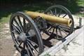 Image for Bentonville State Historic Site Six-Pounder Cannon, Four Oaks, NC, USA