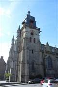 Image for Le Clocher de l'Église Saint-Léonard - Fougères, France