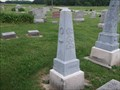 Image for Millie Kinkead - Indian Creek Hill Cemetery - rural Montgomery County, IN