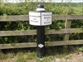 Image for Trent & Mersey Canal Milepost - Dutton, UK