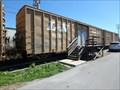 Image for Louisville & Nashville Steel Box Car 92235 - Franklin, TN