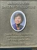 Image for Marilyn J. Voss, Garden for Sculpture - Montague, Michigan USA