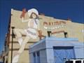 Image for Red Dawn Calumet Mural - Las Vegas, New Mexico
