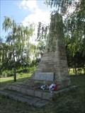 Image for pomník sovetským vojákum - Brno - Zebetin, Czech Republic