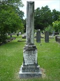 Image for Dyke - Old City Cemetery - Tallahassee, FL