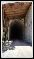 Image for Tunnel 21 — Route of the Hiawatha, Idaho
