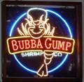 Image for Bubba Gump Shrimp Company Neon Logo - Santa Monica, CA
