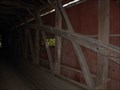 Image for Spooky Pinetown Bushong's Mill Covered Bridge - Manheim, PA
