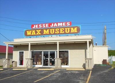 Jesse James Museum - Route 66 - Stanton, MO.
