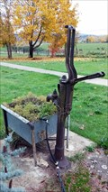 Image for Myer & Bro. Water Pump No. 624 - Antelope Union Sunday School - Eagle Point, OR