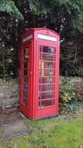 Image for Red Telephone Box - Harringworth, Northamptonshire