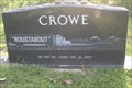 "Image for Truck Driver - Jimmy ""Roustabout"" Crowe - Pounds & Idlewild Cemetery - Idlewild, TN"