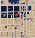 Image for City Creek Map - Salt Lake City, UT