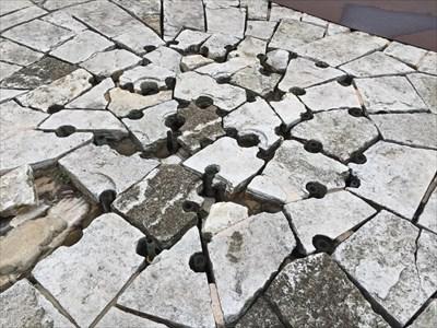 Nozzles of Fountain, Austin, Texas