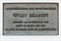 Image for Willy Brandt - Unkel, Rheinland-Pfalz, Germany