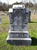 Image for William David Hunter - Richland Cemetery - Brinker, TX