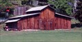 Image for Barn at Hall Station and Rock Fence - Bartow Co., GA