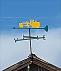 Image for Road Grader Weathervane - Ravendale, CA