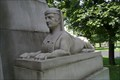 Image for Schoenhofen Mausoleum Sphinx - Chicago, IL
