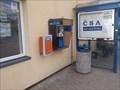 Image for Payphone / Telefonni automat - Na Sbore, Rychnov nad Kneznou , Czech Republic