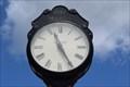 Image for Hamlet Town Clock - Hamlet, NC, USA