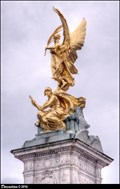 Image for Victoria (Niké) - Victoria Memorial (City of Westminster, London)