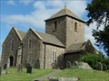 Image for St John's - Medieval Church - Penhow - Wales. Great Britain.