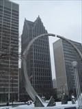 Image for Phillip Johnson - Comerica Tower - Detroit MI USA