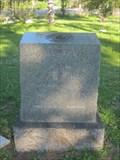 Image for W. W. Britain - Five Mile Cemetery - Dallas, TX