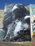 "Image for ""Woman"" Mural, Geelong Powerhouse - Geelong, Victoria"