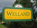 "Image for Welcome - Welland ON ""The Rose City"""