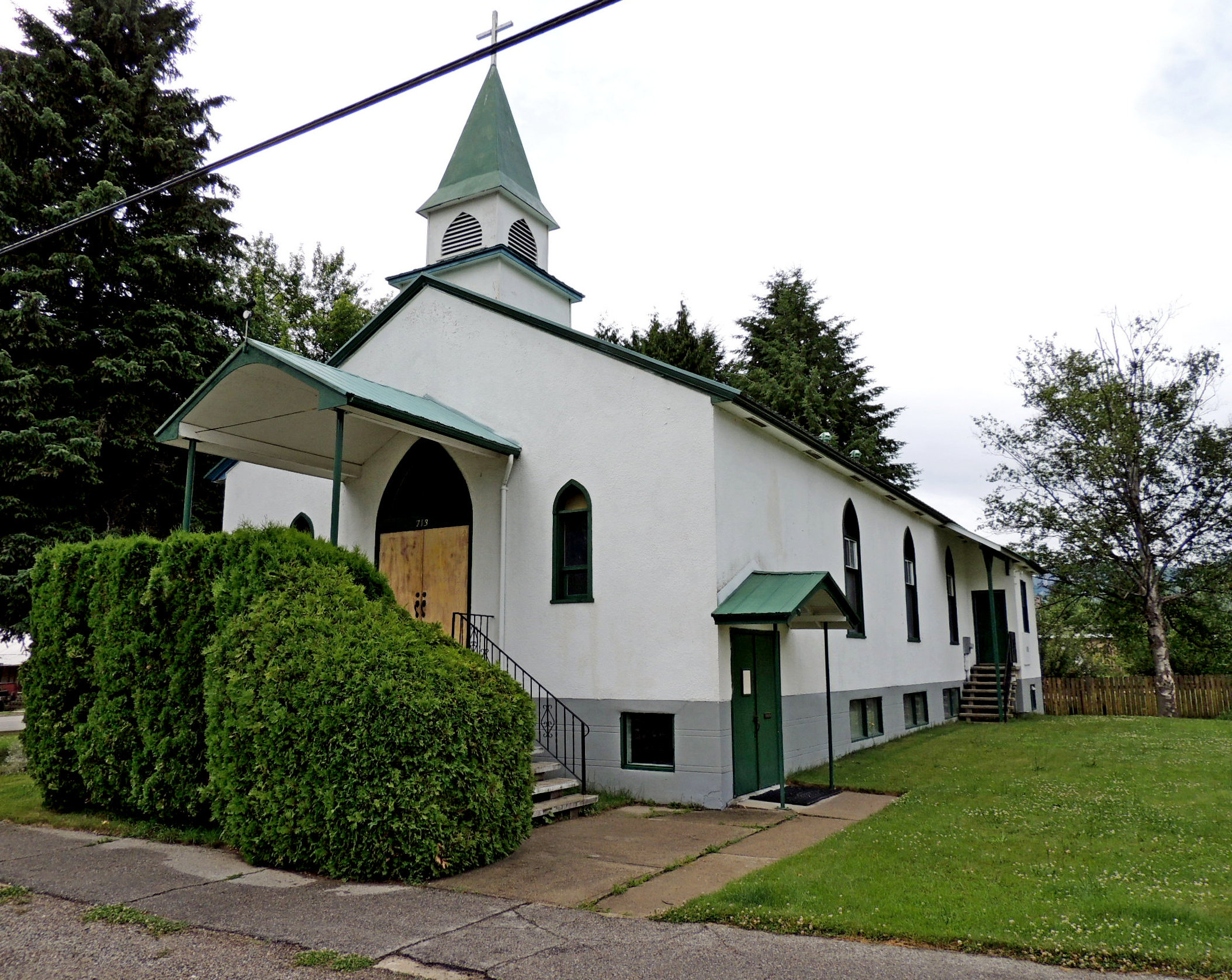St. Peter Lutheran Church, Castlegar, BC Photo