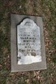 Image for EARLIEST Marked Grave in Bethesda Cemetery - Garner, TX