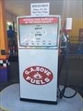 Image for The Great Escape Vintage Gasoline Pump, Queensbury, NY