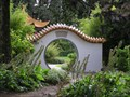 Image for Chinese Garden, Pavilion and Moon Gate. New Plymouth. New Zealand.