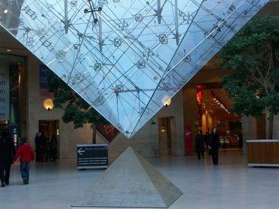 Louvre Pyramid -