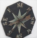 Image for Compass rose for Monticello's weather vane - Virginia