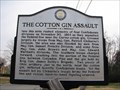Image for The Cotton Gin Assault