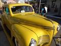Image for Plymouth 1940's Taxi - Satellite Oddity - Orlando, Florida, USA.