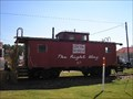 Image for Central of Georgia Caboose - Summerville, Ga