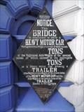 Image for Bridge Restriction - Blackheath Village, Blackheath, London, UK