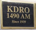 "Image for ""Sedalia's Hometown Country KDRO 1490AM"" - Sedalia, Mo."