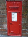Image for Victorian Letter Box, Brunswick Arms, Worcester, Worcestershire, England