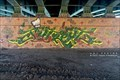 Image for SABLE-JST-REST-KOED-OUTCASTS graffiti - Lincoln, Rhode Island