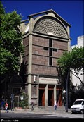Image for Iglesia Sagrada Eucaristía / Church of the Holy Eucharist - Palermo (Buenos Aires)