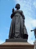 Image for Florence Nightingale - Waterloo Place, London, UK
