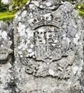 Image for Coat of arms of Spain in XIX th century - Oseira, Ourense, Galicia, España