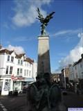 Image for Lewes War Memorial - High Street, Lewes, UK