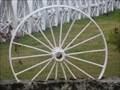 Image for Roues de Wagon - Wagon Wheels - Trois-Pistoles, Québec